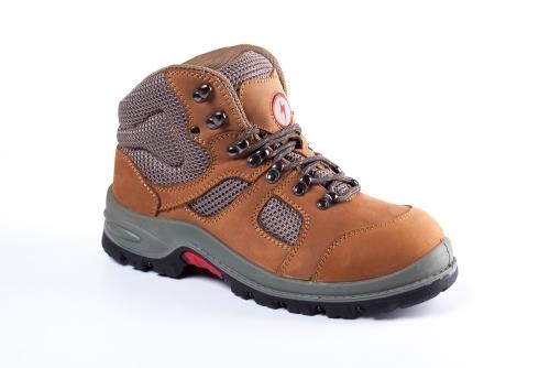 劳保鞋橡胶底和牛筋底的区别