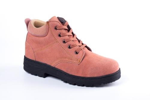 休闲舒适高帮安全鞋